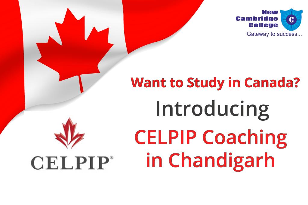 Celpip Coaching in Chandigarh